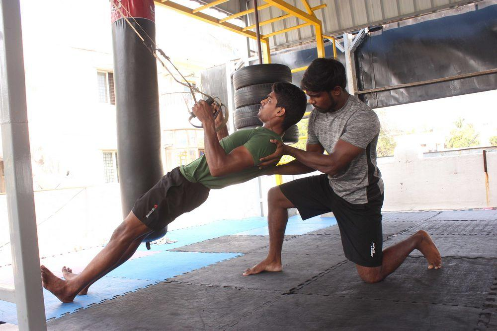 Combat Kinetics MMA Personal Trainer Personal Training Chennai (1)